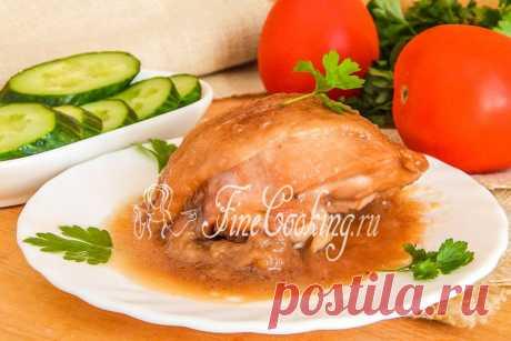 Курица по-еврейски Такое название это второе блюдо из курицы получило вовсе не потому, что относится к национальным еврейским кушаньям.