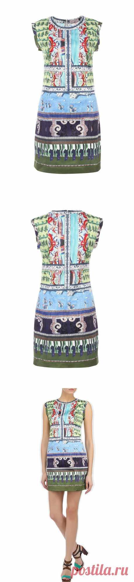 Восхитительное платье Lamania Trend - это выбор сильной и уверенной в себе женщины, желающей подчеркнуть свою индивидуальность и чувство стиля!  Купить со скидкой за 1690 руб.
