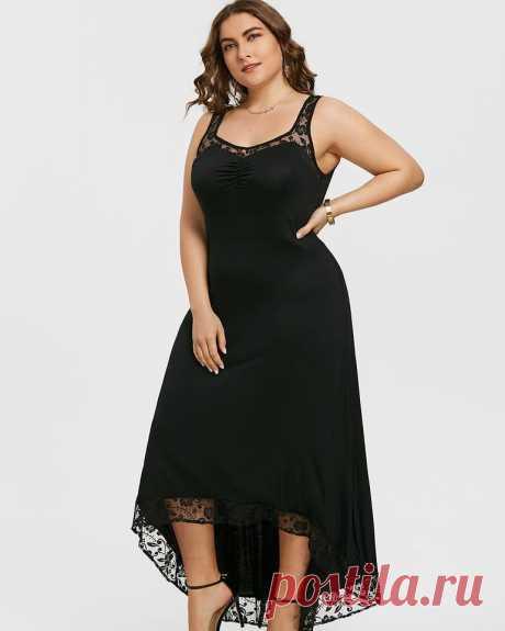 Какие платья для полных в моде: актуальные тенденции
