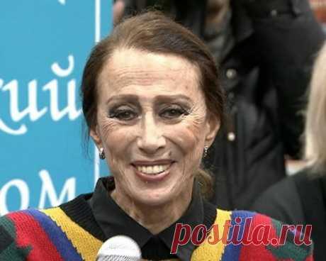 Что портит внешность женщины после 45 лет, по мнению Майи Плисецкой