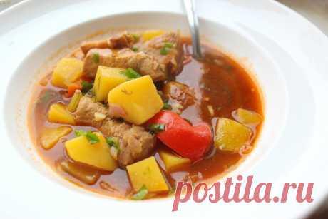 Соус-суп «Из того, что было в холодильнике»: одно из моих любимых горячих блюд   Домашняя кухня Алексея Соколова   Яндекс Дзен