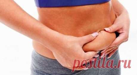 9 причин, почему с живота не уходит жир, и как от него избавиться