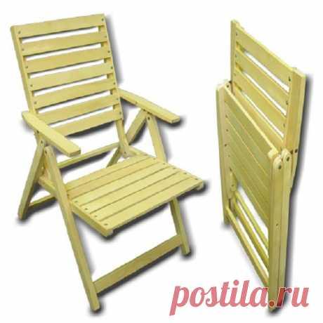 """Как сделать стул своими руками - от """"классики"""" до """"трансформера"""""""