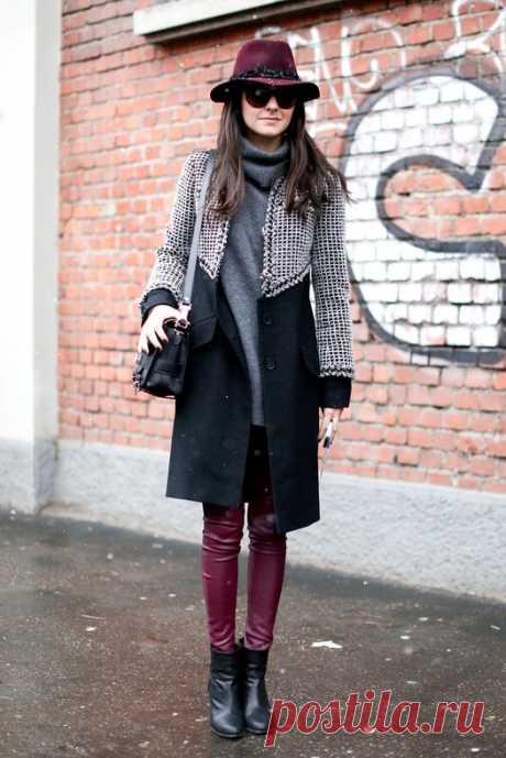 4 чУдных пальто / Street Style / ВТОРАЯ УЛИЦА