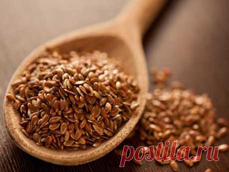 7 причин начать употреблять семена льна