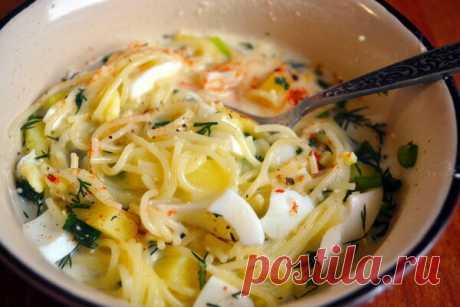 Якутский легкий суп без мяса: Любят взрослые и дети | Домашняя кухня | Яндекс Дзен