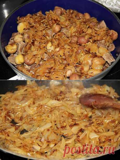 """""""Говурма"""" у нас в Баку всегда подаётся с пловом, но думаю его можно готовить и как отдельное основное блюдо."""