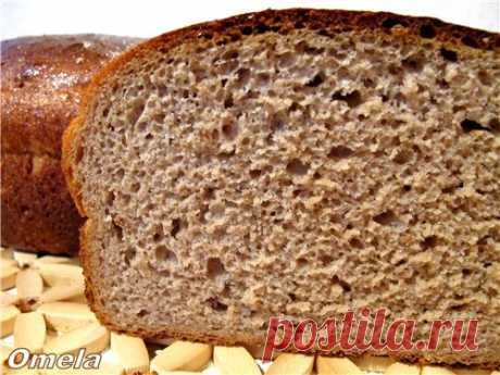 Хлеб пшенично-ржаной на закваске «Орловский» - Хлебопечка.ру