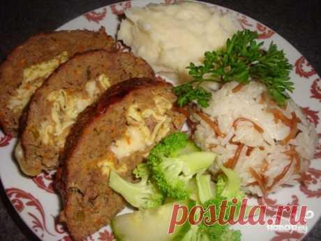 Фарш в фольге в духовке - пошаговый рецепт с фото на Повар.ру