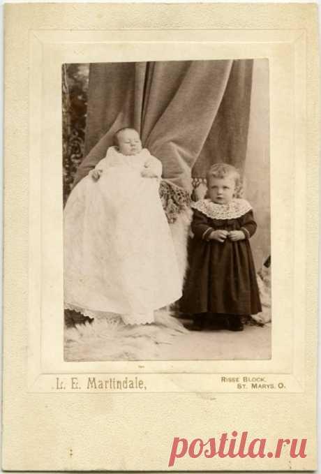 Малыши 19-го века и их скрытые мамочки – Ярмарка Мастеров
