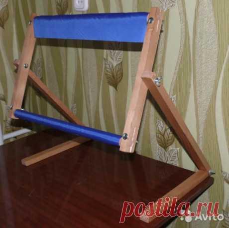 Станок для вышивания купить в Кемеровской области на Avito — Объявления на сайте Avito