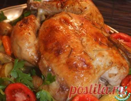 Секретная курица-2 – кулинарный рецепт