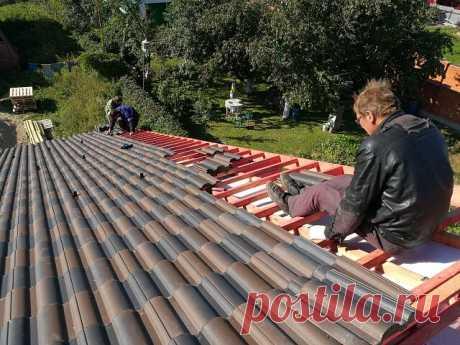 Рекомендации для крыши.  Как продлить долговечность крыши для дома??? Часто преимущества одной затмевают другие. Крыша:https://metallshtaketnik.ru/gibkaya-cherepica