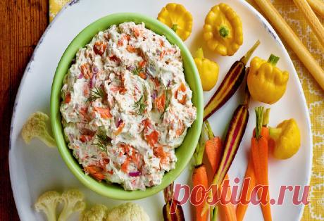 Как приготовить пошагово фото рецепт - Соус из копченого лосося со сливочным сыром