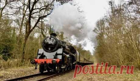 Железные дороги и поезда разных стран мира