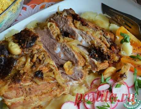 Свинина, томлённая в пиве – кулинарный рецепт