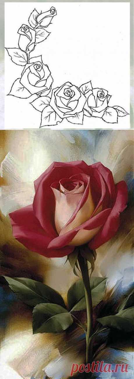 учимся рисовать | Записи в рубрике учимся рисовать | Дневник limada