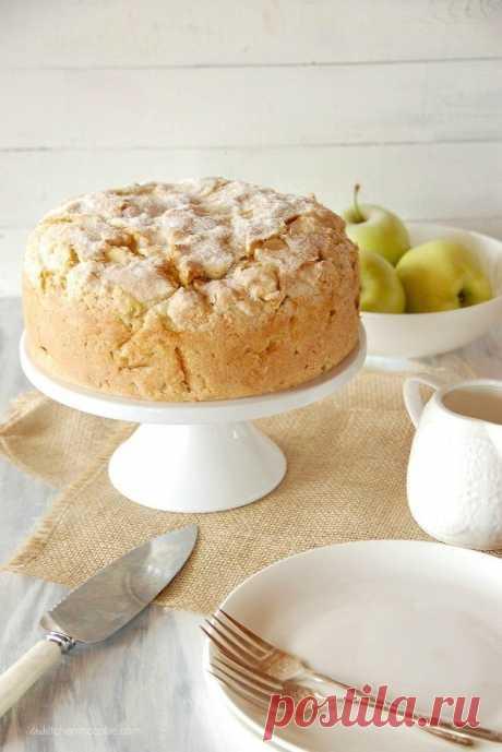 Как приготовить ирландский яблочный пирог с курдом - рецепт, ингредиенты и фотографии