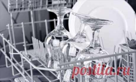 Посуда, которую портит посудомоечная машина . Милая Я