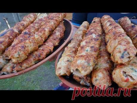 Кебаб по необычному рецепту от Жоржа