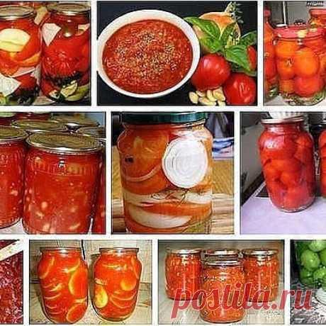 15 супер-рецептов из помидоров - медиаплатформа МирТесен