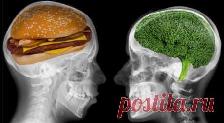 Эти 7 продуктов НУЖНО есть, чтобы улучшить здоровье мозга   Всегда в форме!