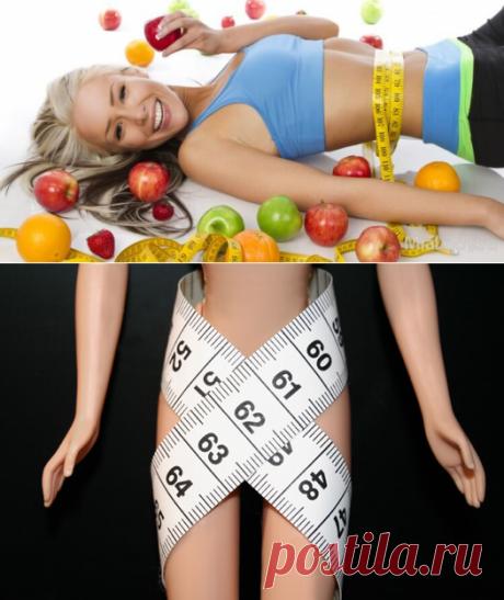 Радикальная диета — готовимся к лету   Чаровница и проказница