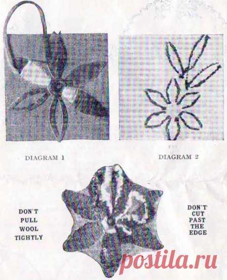 El práctico bordado de Kay »Knitting-and.com