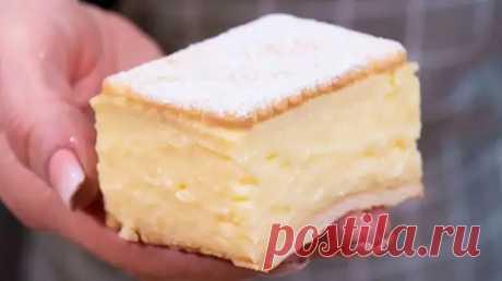 Божественное пирожное как пломбир из детства — целый килограмм счастья - БУДЕТ ВКУСНО! - медиаплатформа МирТесен