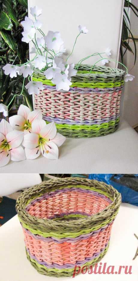 МК - Японское послойное плетение или зигзаг