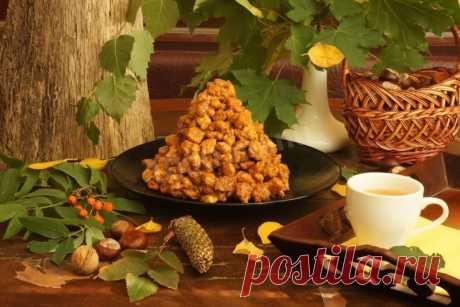 Пирожное Муравейник рецепт с фото пошагово - 1000.menu