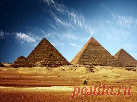 Откуда взялись пирамиды / Всё самое лучшее из интернета