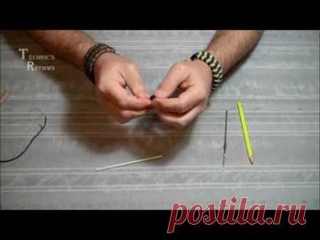 Изготовление веточки из бисера  Искусственный бонсай  Мастер класс