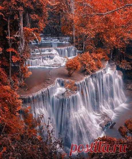 Осень на Плитвицких озёрах 🍁 Хорватия ...