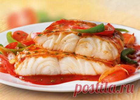 Рыба на столе - здоровье в доме! | Владимир Антонов | Рецепты простой и вкусной еды на Постиле