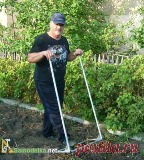 Лопата для ленивых своими руками