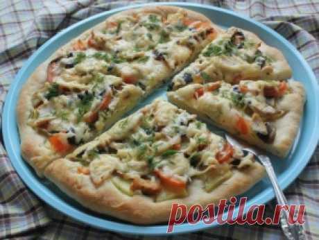 Пицца, сырные блюда — страница 3