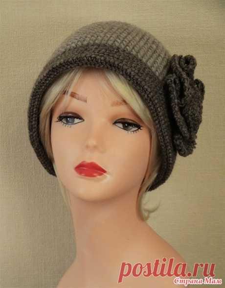 . Вязаные шапки крючком - Вязание - Страна Мам