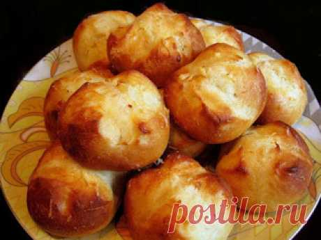 The most tasty recipes: Pampushkas with garlic to a holodnik