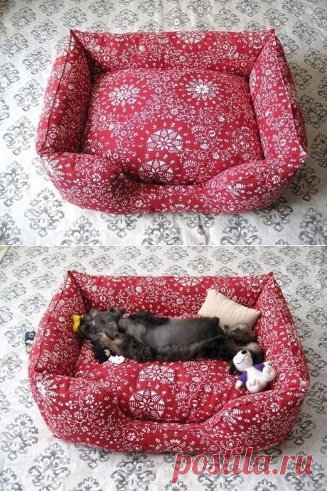 Спальное место для любимой животиночки