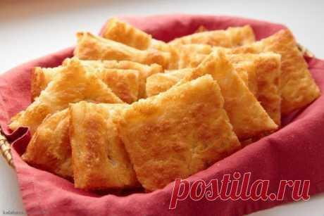 Фокачча из картофеля.
