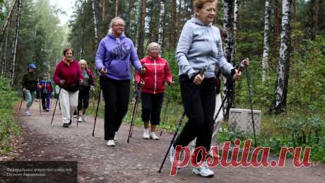 Ученые усомнились в эффективности ежедневной продолжительной ходьбы пешком