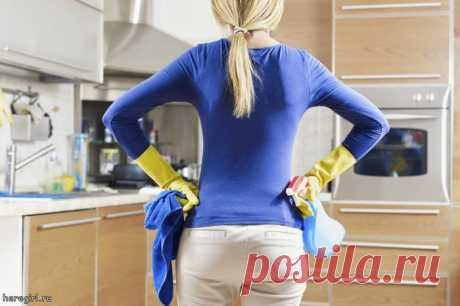 40 хитростей для идеальной чистоты в доме..