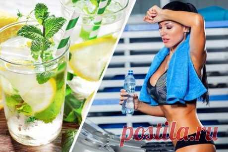 Похудеть, если пить много воды: да или нет? — СОВЕТНИК