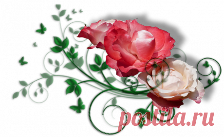 Декор цветочный