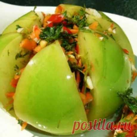 25 супер рецептов из зеленых помидоров, каждый найдёт себе что-то по вкусу