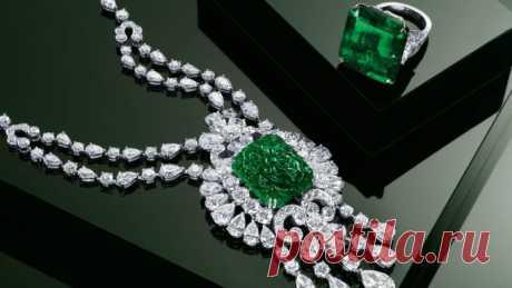 Самые дорогие ювелирные украшения в мире