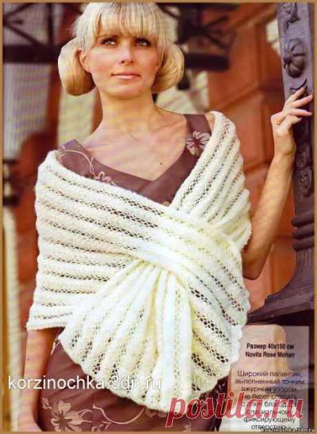 Вязание спицами, модели и схемы для вязания на спицах
