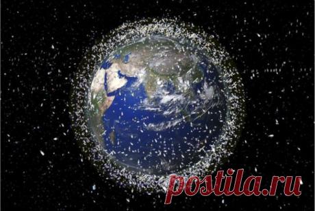 9 захватывающих фактов о космическом мусоре | infinityworld.ru