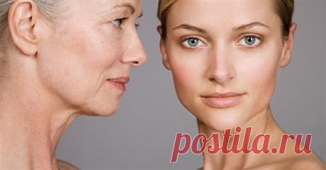 Как спасти лицо от старости. 6 советов домашнего использования | Краше Всех
